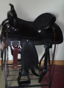JT International Bryson Trail Saddle