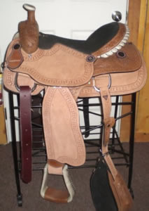 Grandview Roper Saddle