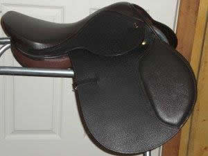 17 inch all purpose saddle by Equi Royal