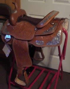 McCoy Show Saddle