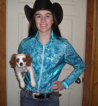 Ladies' and Childrens' Western Show Tops ... Click here to view them all!